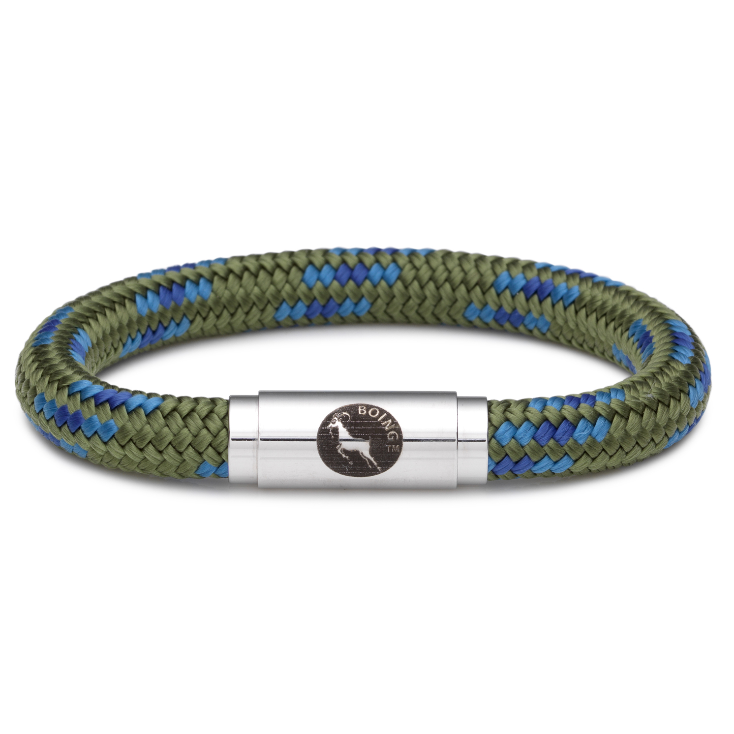 Boing – Middy XXLarge Wristband in Peacock