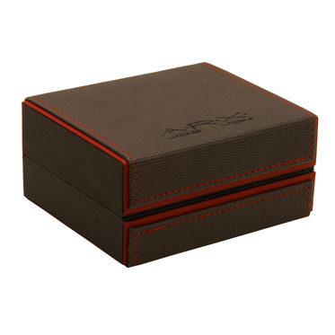Jos Von Arx – Brown Leather Integrated Bracelet