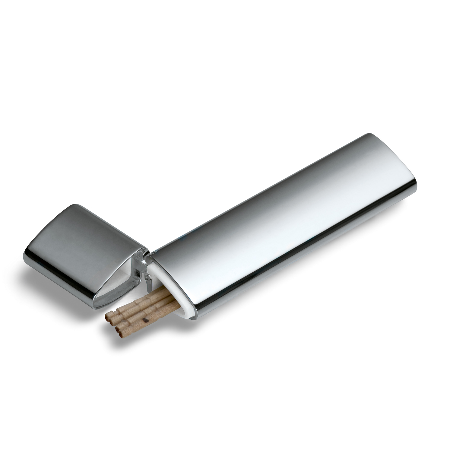 Philippi – Silver Plated Toothpick Holder