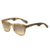 Carrera By Jimmy Choo – Gold & Black Panther Classic Style Sunglasses with Case
