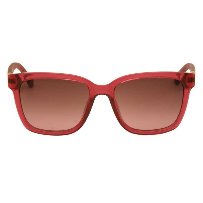 Calvin Klein Platinum – Pink Rose Classic Style Sunglasses with Case