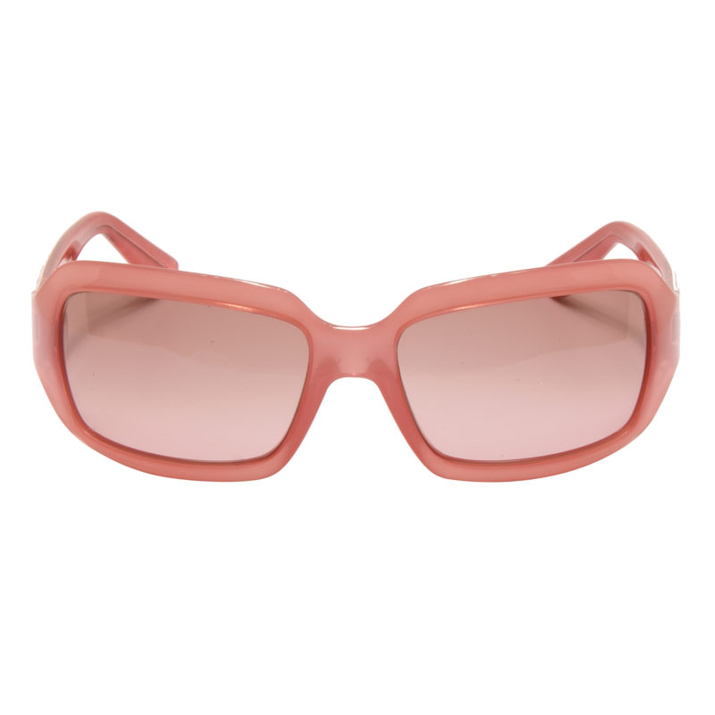 Emilio Pucci – Pink Classic Style Sunglasses with Case
