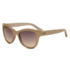 Guess – Transparent Pink Classic Style Sunglasses with Case