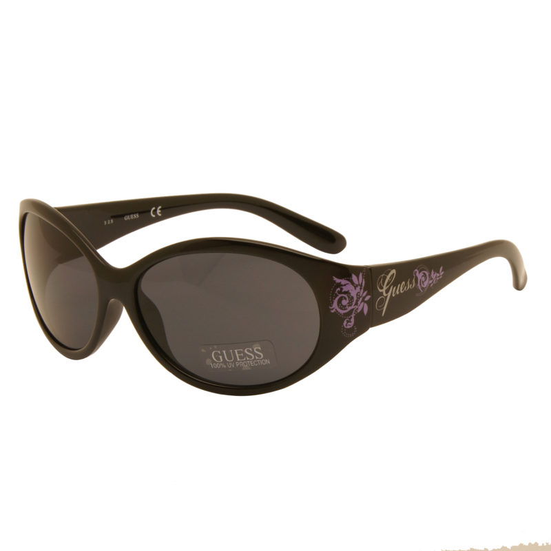 Guess – Black Classic Style Sunglasses with Case