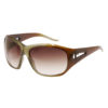Emilio Pucci – Silver Aviator Sunglasses with Case