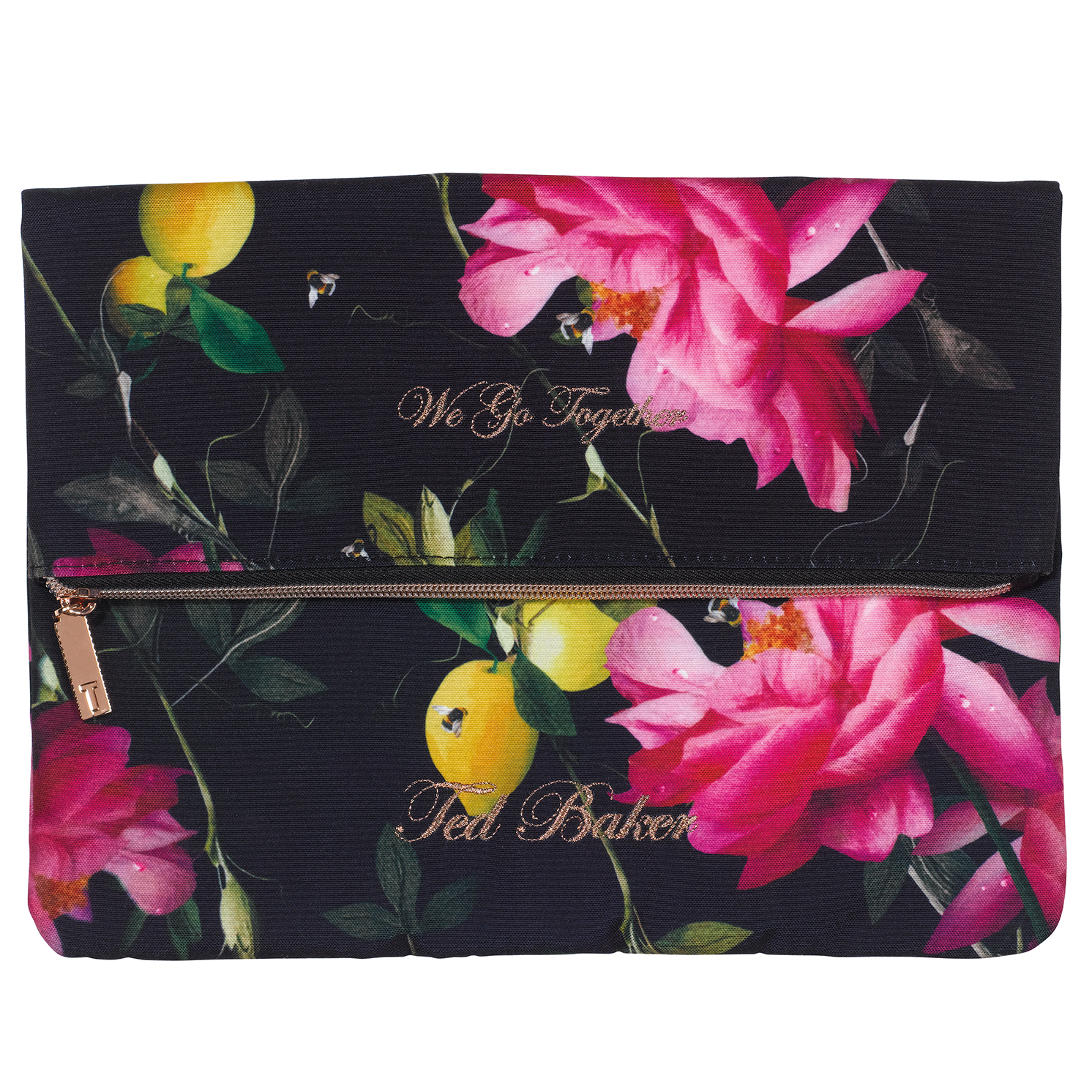 Ted Baker – Set of 3 Laundry/Toiletry Bags
