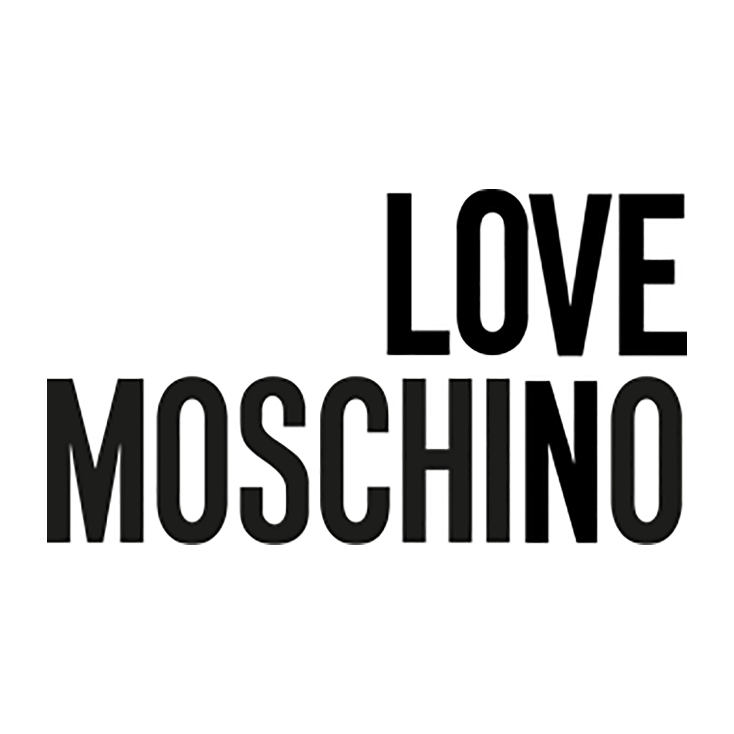 Love Moschino – Black & Brown Tortoiseshell Classic Style Sunglasses with Case