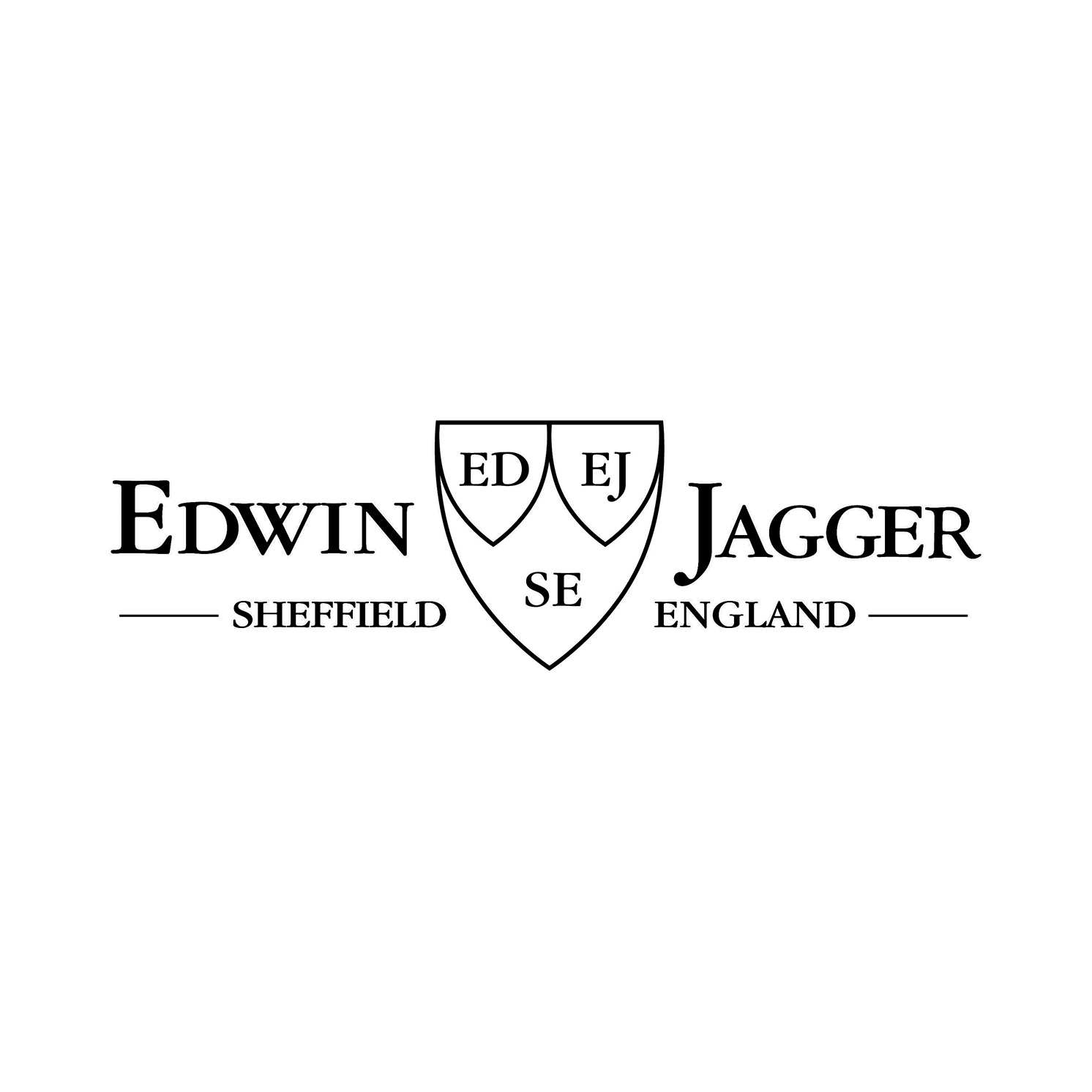Edwin Jagger – Large Black Best Badger English Shaving Brush in Gift Box