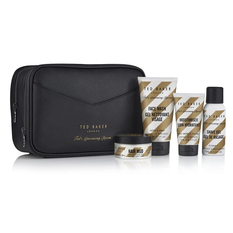 Ted Baker – Ted's Grooming Room The Full Regime Washbag Gift Set