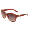 Harley Davidson – Shiny Black & Diamante Classic Style Sunglasses with Case