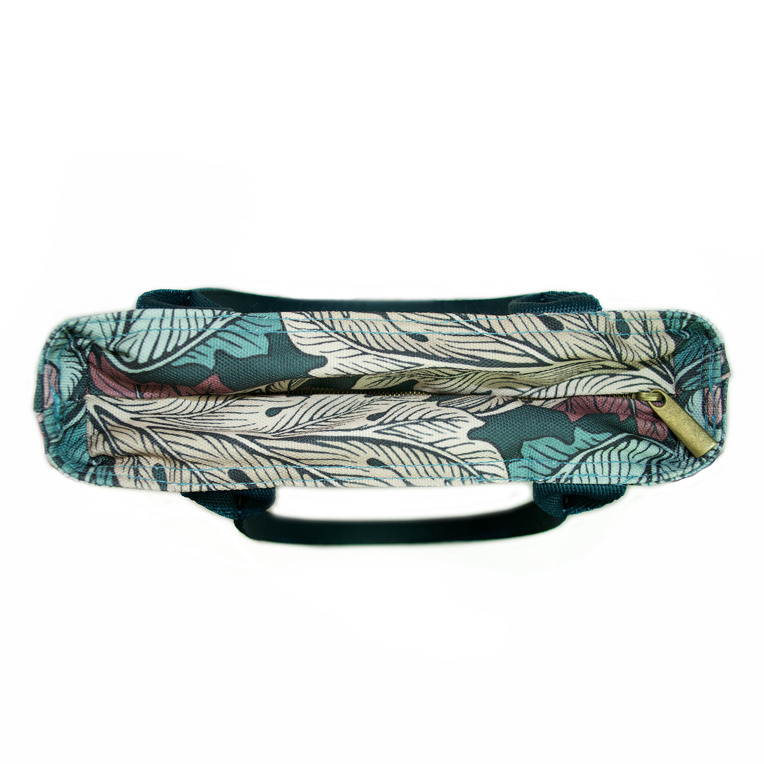 Morris & Co – Acanthus Print Insulated Cool Lunch Tote Bag