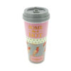 Yvonne Ellen – Wild Opulence Elephant Travel Tumbler & Flamingo Water Bottle