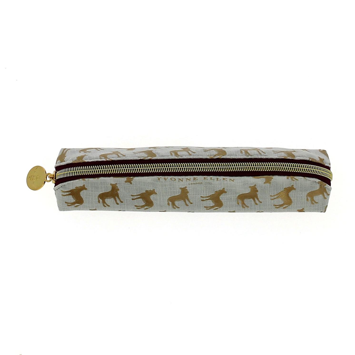 Yvonne Ellen – Wild Opulence Ballpoint Pen and Slim Pencil Case
