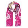 Powder – Fuchsia Pink Betty Wool Gloves with Powder Presentation Gift Bag