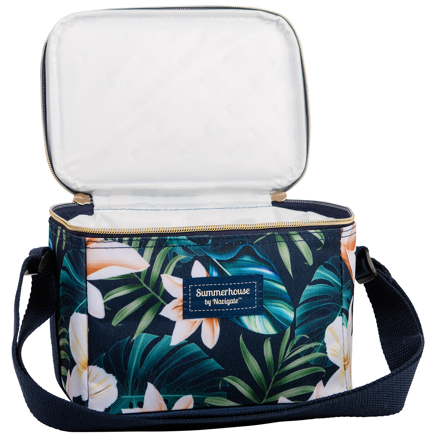 Navigate – Summerhouse 'Java' Personal Cool Bag with Matching 'Java' Travel Mug