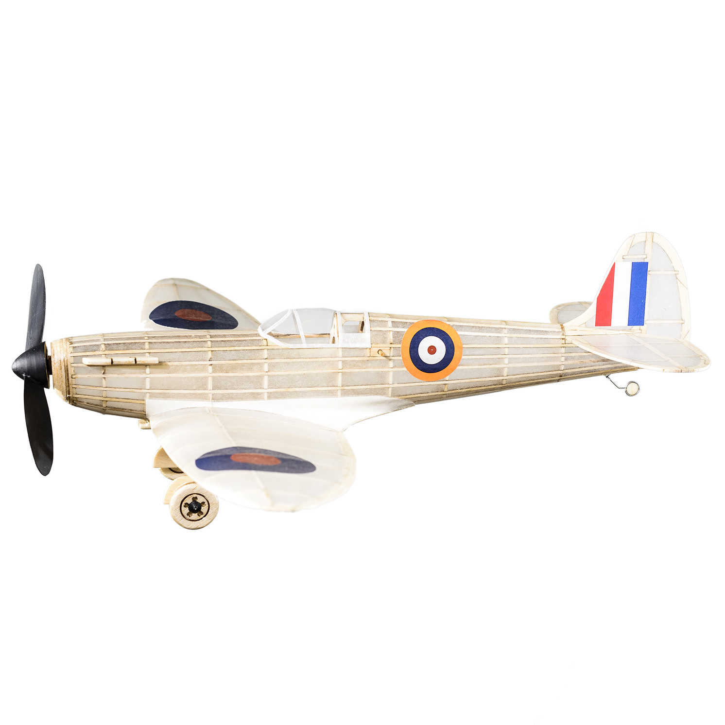 The Vintage Model Company – Supermarine Spitfire Balsa Wood Kit