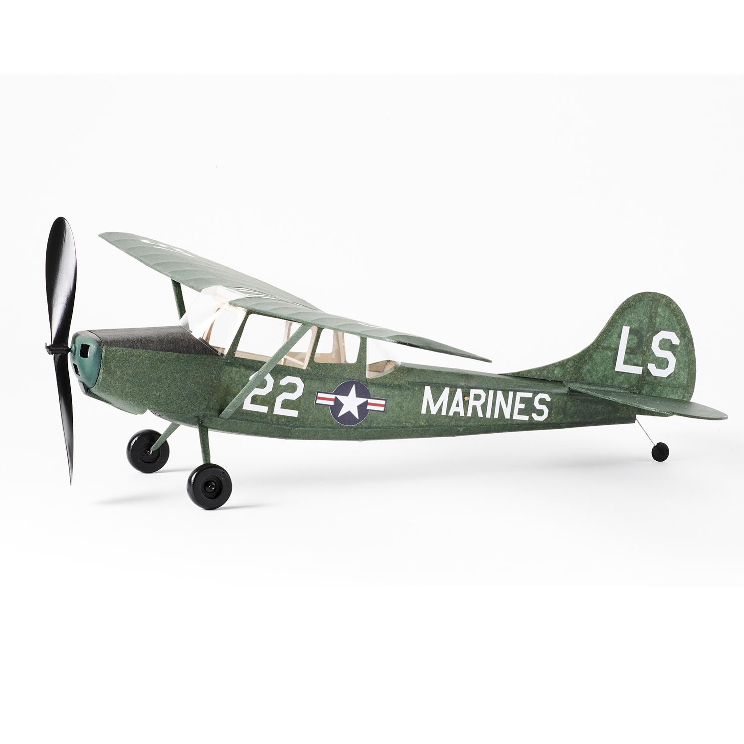 The Vintage Model Company – Cessna Bird Dog Balsa Wood Kit