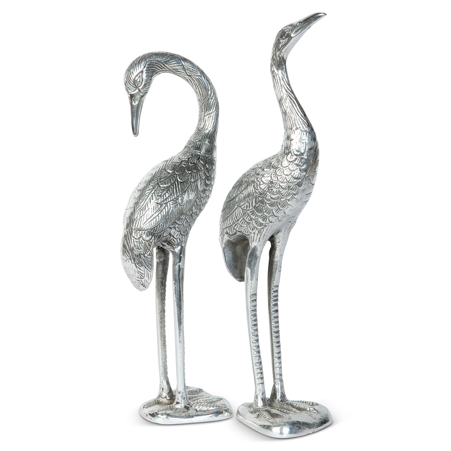 Culinary Concepts – Pair of Crane Ornaments in Box