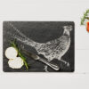 The Just Slate Company – Lobster Engraved Slate Table Runner