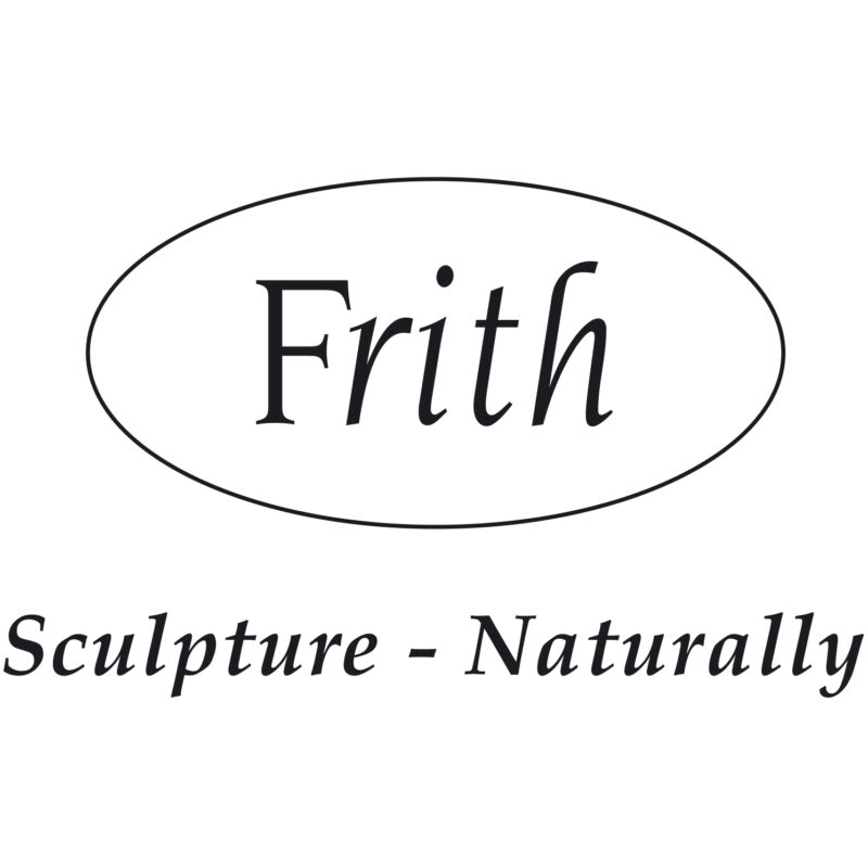 Frith Sculpture – Highland Cow Scratching (Medium) in Bronze Resin in Box