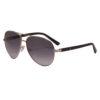 Pierre Cardin – Dark Brown Tortoiseshell Classic Style Sunglasses with Case