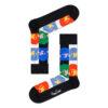 Happy Socks – Set of 4 Pairs of Game Night Socks in Dice Presentation Gift Box