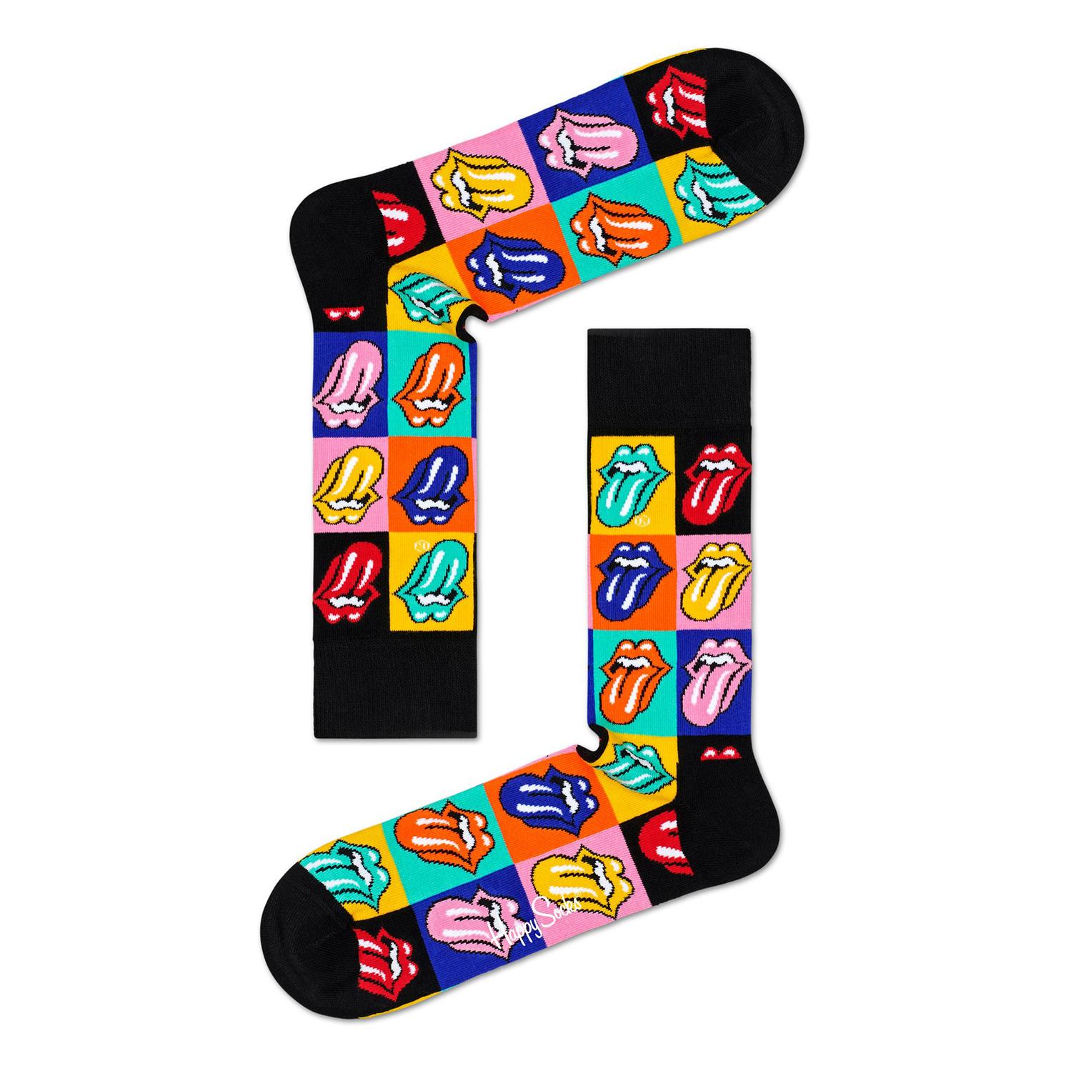 Happy Socks – The Rolling Stones Jumpin Jack Flash Sock