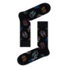 Happy Socks – The Rolling Stones Candy Kiss Sock