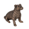 Frith Sculpture – Howard Hare in Bronze Resin by Paul Jenkins in Gift Box