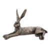 Frith Sculpture – Dilys Donkey Standing in Bronze Resin in Gift Box