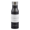 Ted Baker – Black Opal Stainless Steel Hexagonal Lid Insulated Water Bottle