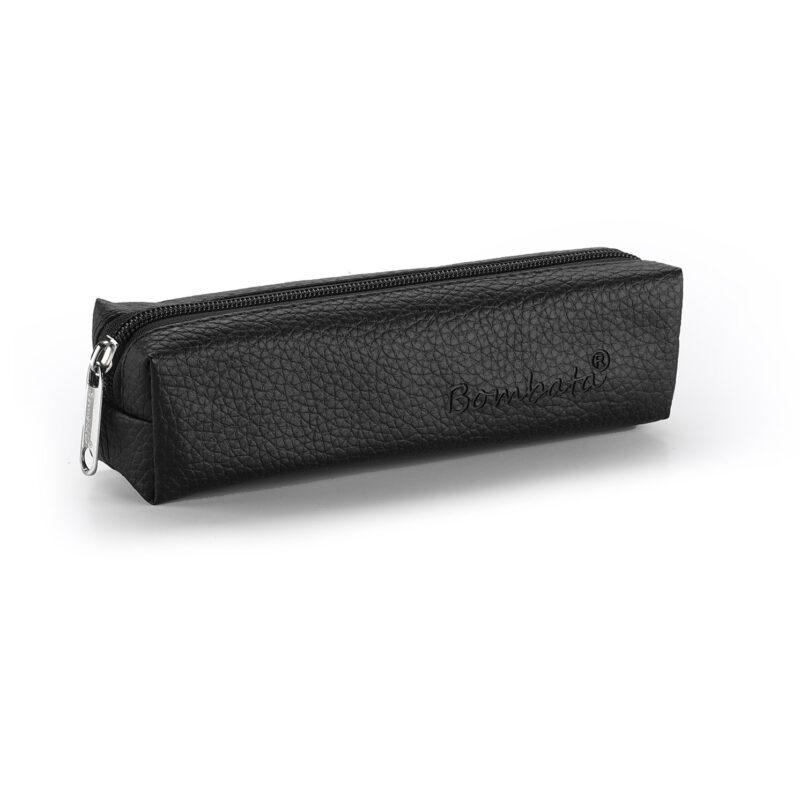 Bombata – Navy Blue Classic Pen/Pencil Case with Zip Closure