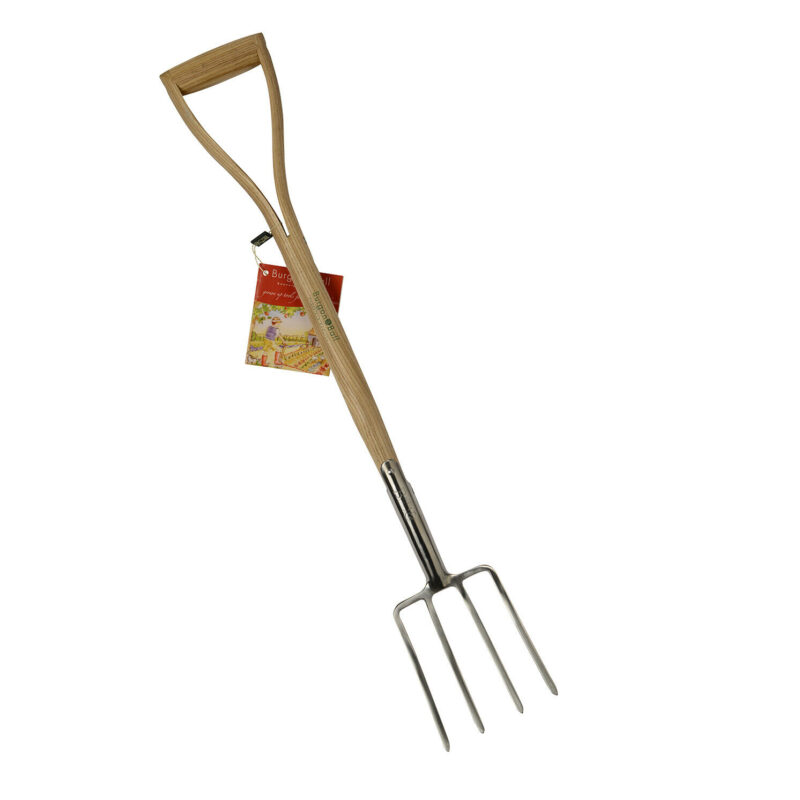 Burgon & Ball – Children's Budding Gardeners Collection Digging Fork