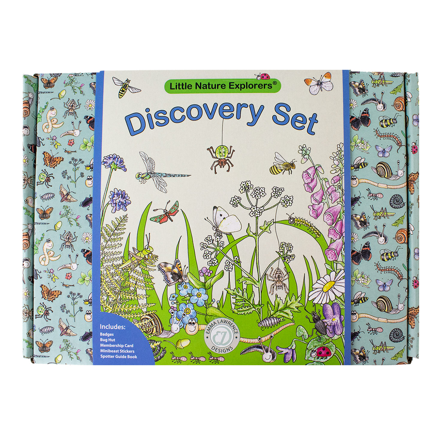 Emma Lawrence – Little Nature Explorers Discovery Set