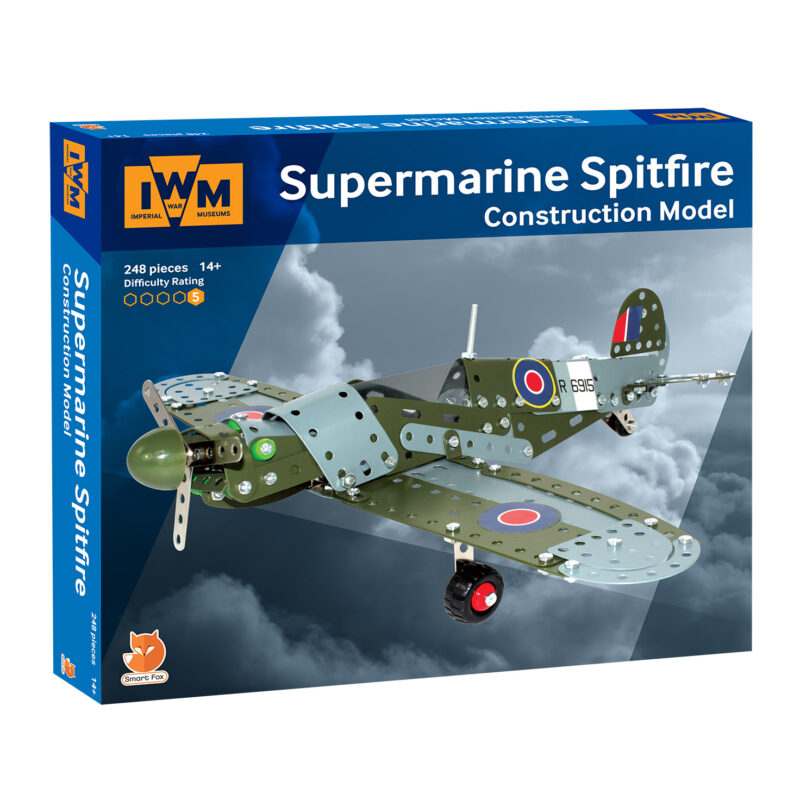 Imperial War Museums – Supermarine Spitfire Construction Model Set in Box