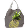 Powder – Coral Boho Pineapple Bag