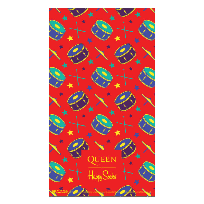 Happy Socks – Queen Radio Ga Ga Sock