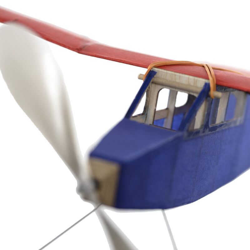 The Vintage Model Company – Sparrowhawk Sports Flier Balsa Wood Kit