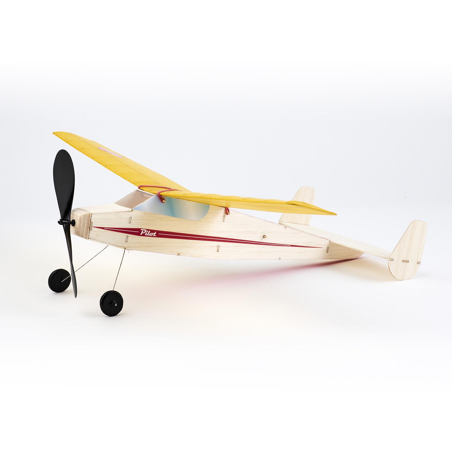 The Vintage Model Company – VMC Pilot Balsa Wood Kit