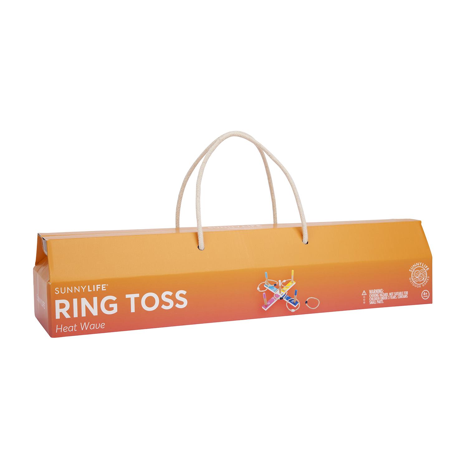 Sunnylife – Heat Wave Ring Toss Set in Box