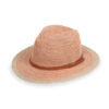 Powder – Natalie Candy Pink Hat with Powder Presentation Gift Bag