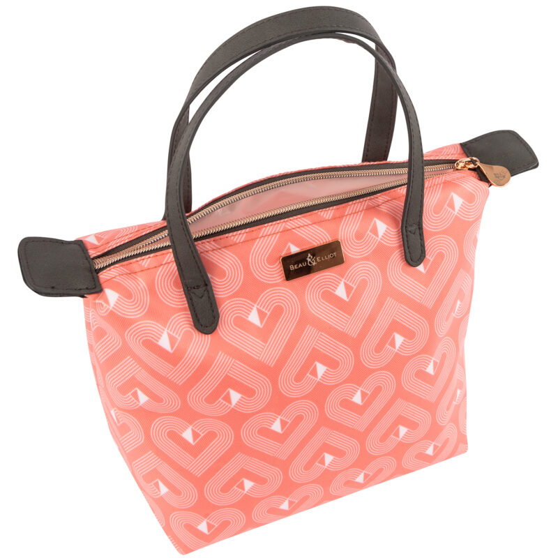Beau & Elliot – Coral Vibe 7L Luxury Insulated Lunch Tote/Bag