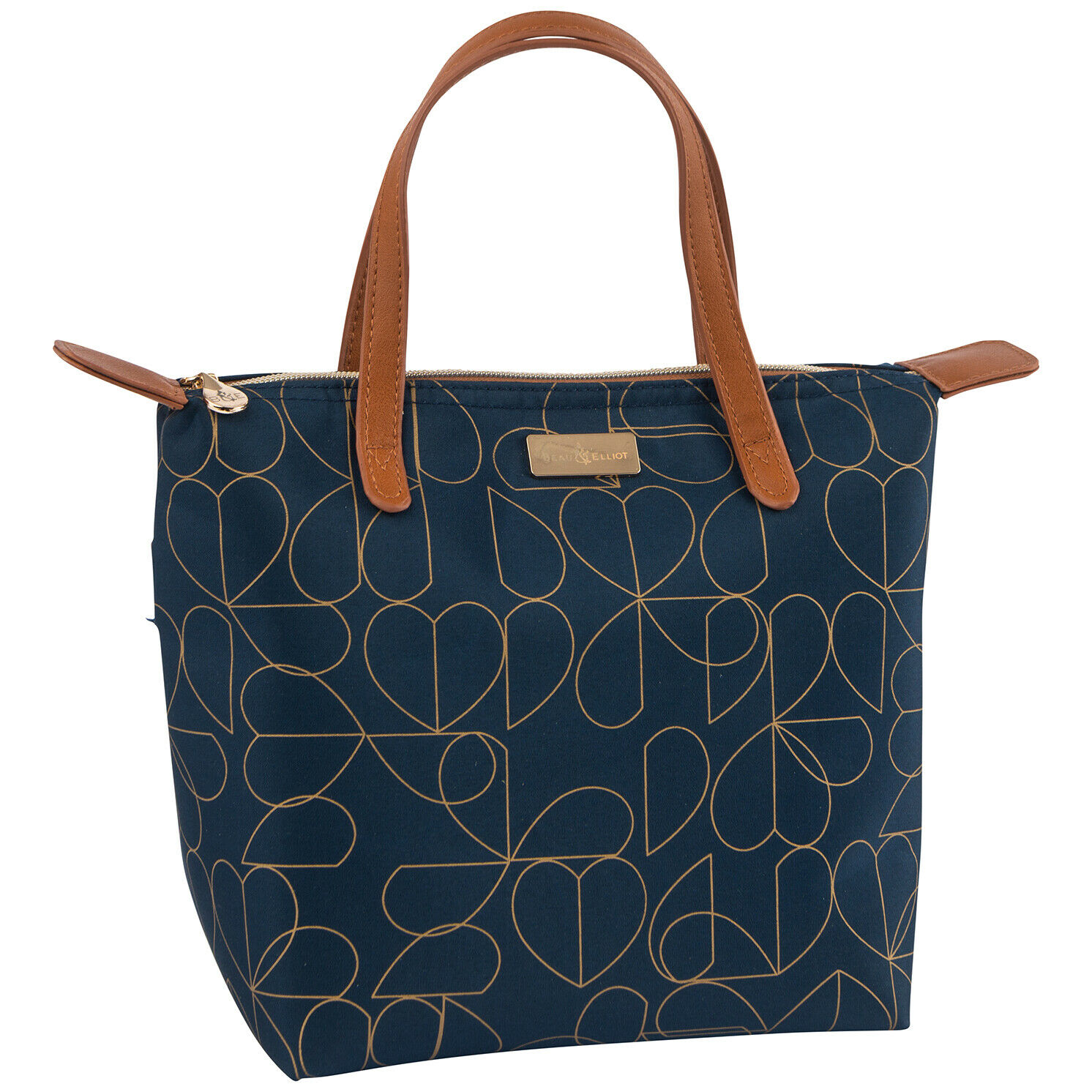 Beau & Elliot – Navy 7L Luxury Insulated Lunch Tote/Bag