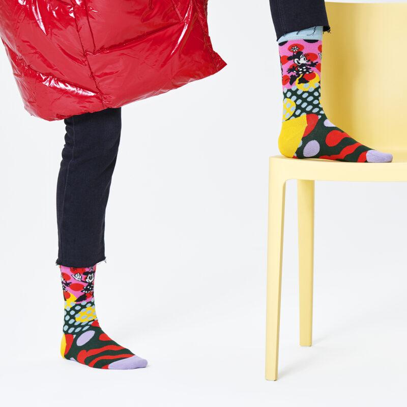 Happy Socks – Disney Minnie – Time Sock