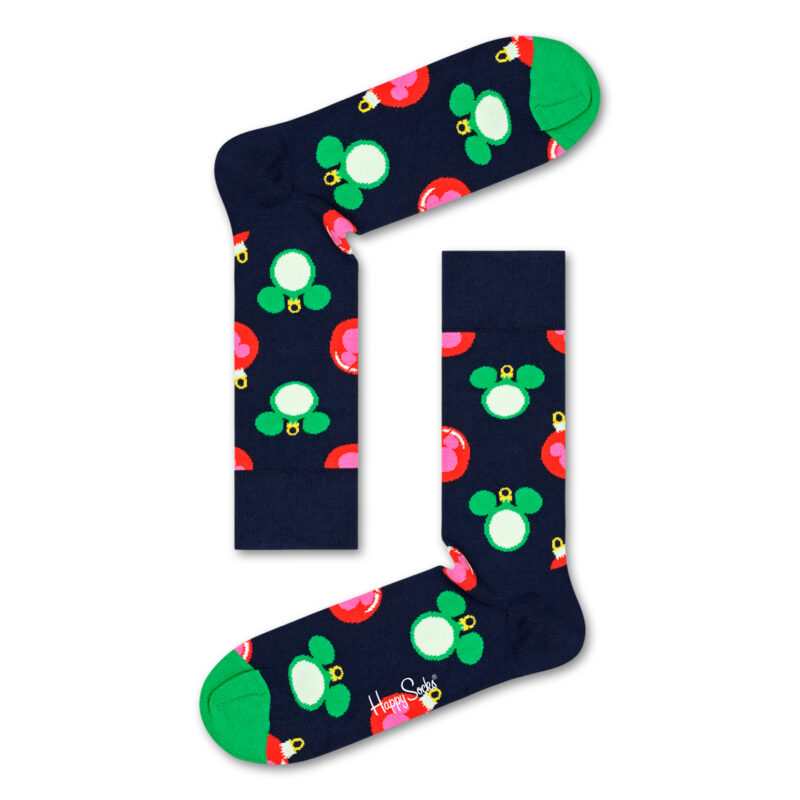 Happy Socks – Disney Baublelicious Sock