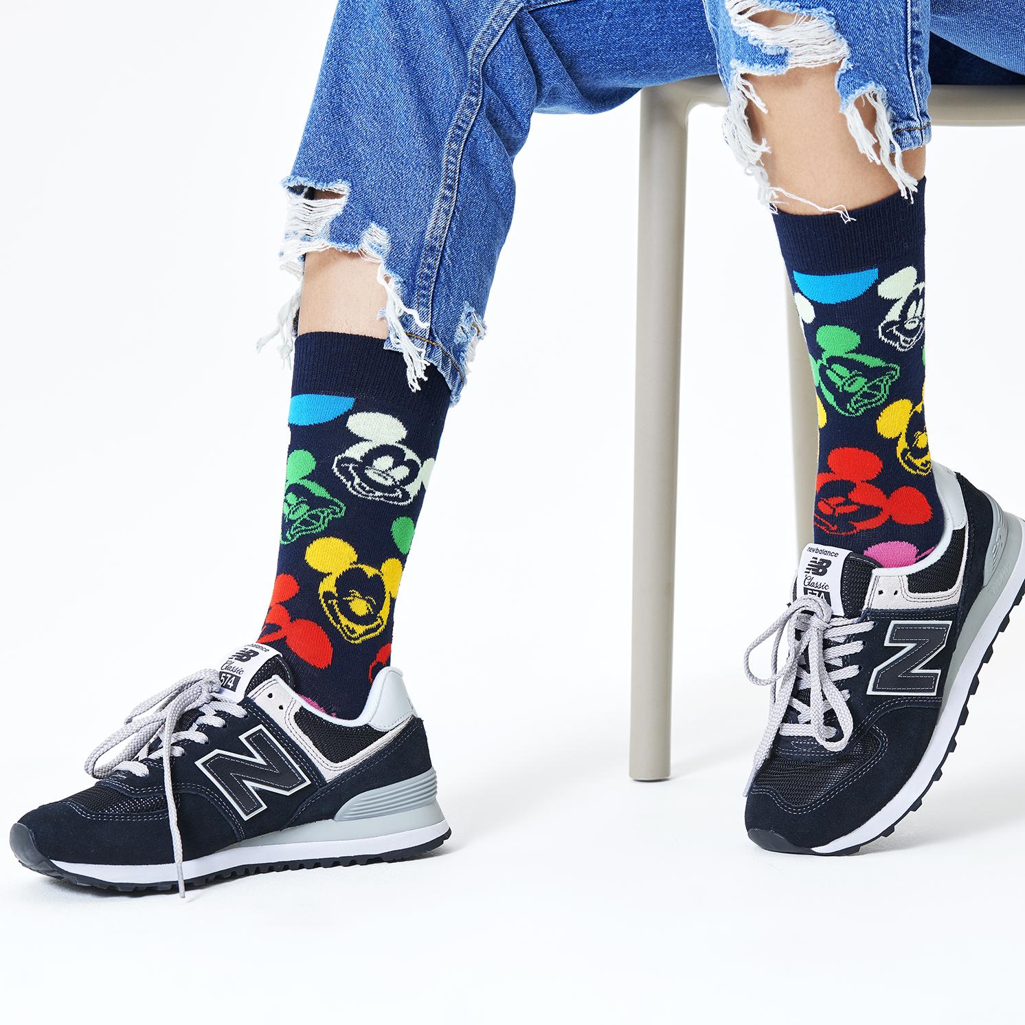 Happy Socks – Disney Colourful Character Sock