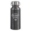 Ted Baker – Orange Stainless Steel Hexagonal Lid Insulated Water Bottle