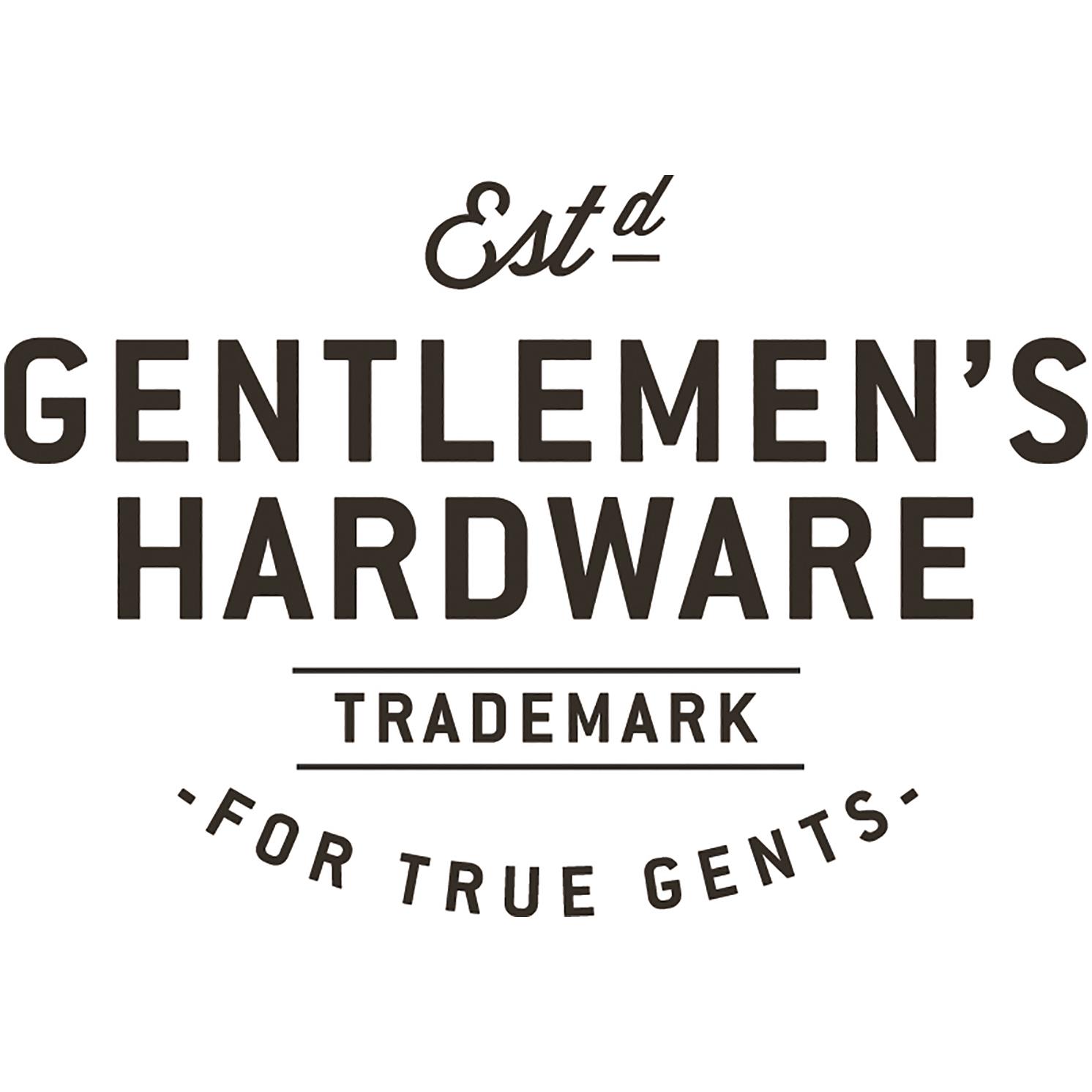 Gentlemen's Hardware – Gunmetal Stainless Steel Flask