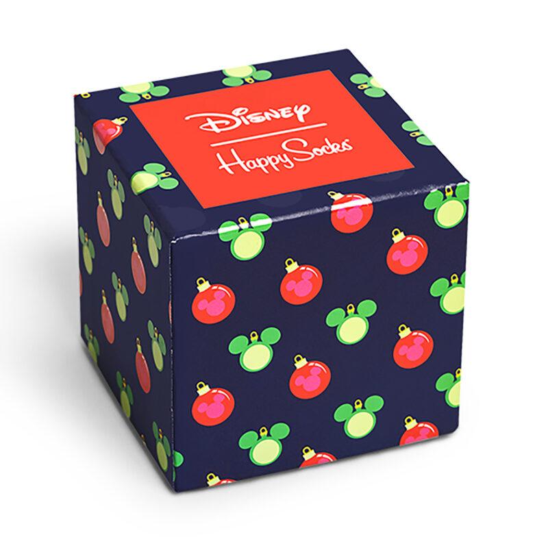 Happy Socks – Disney Kids 4-6 Years 4 Pairs of Christmas Socks Boxed Gift Set