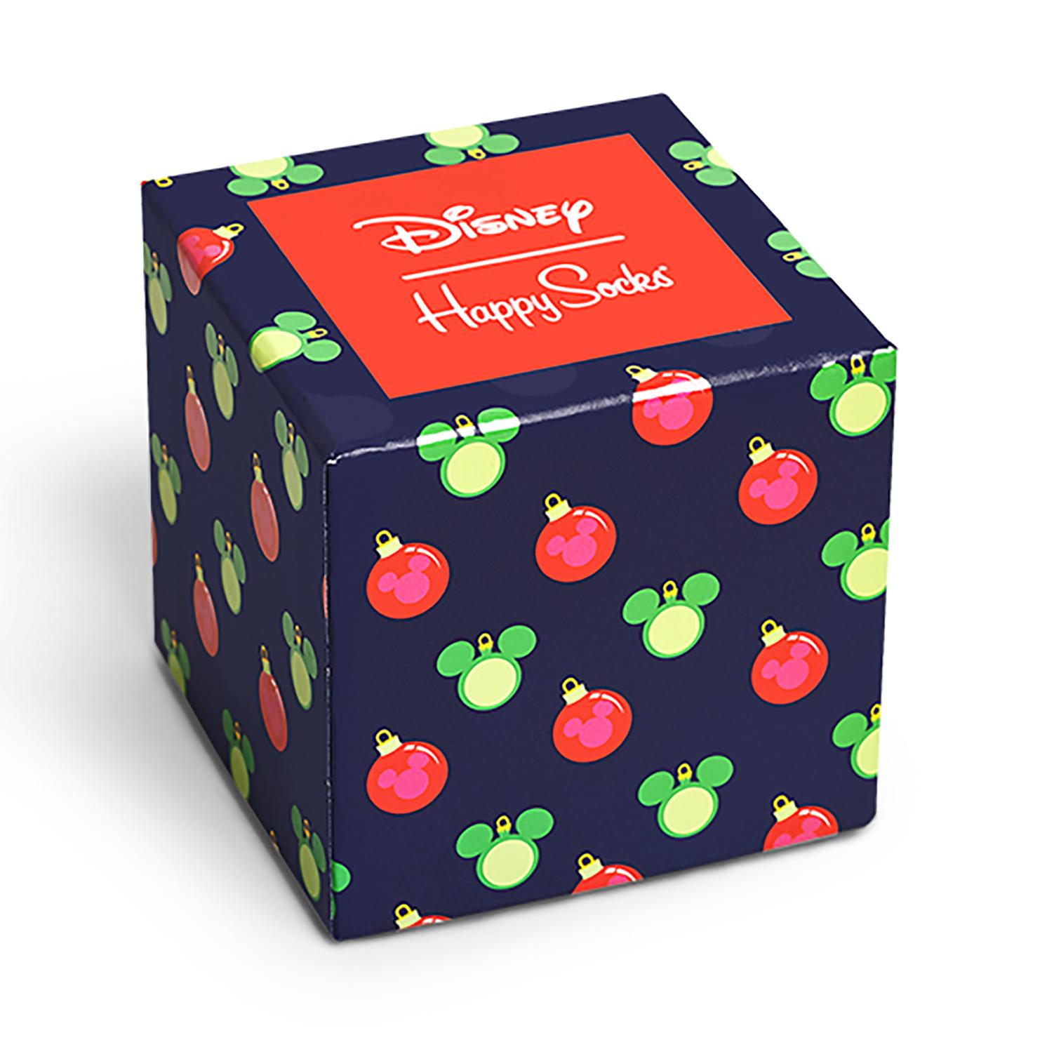 Happy Socks – Disney Kids 7-9 Years 4 Pairs of Christmas Socks Boxed Gift Set